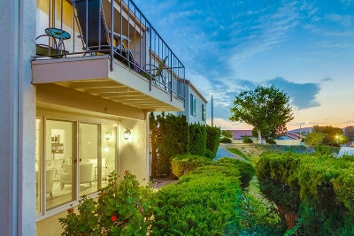 San Diego CA Attached For Sale: $459,000