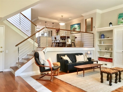 La Jolla Townhouse For Sale: 7925 Caminito Del Cid