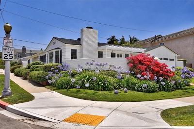 La Jolla Rental For Rent: 2105 Paseo Dorado