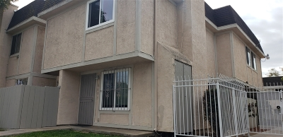 San Diego CA Single Family Home For Sale: $249,900