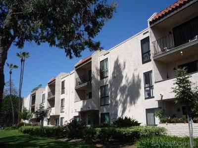 San Diego Attached For Sale: 6780 Friars Rd #366