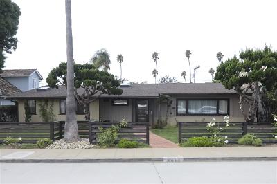 La Jolla Rental For Rent: 6020 Vista De La Mesa