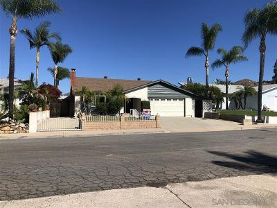 Single Family Home For Sale: 13674 Paseo Del Mar