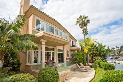 Carlsbad Attached For Sale: 4529 Cove Drive #102