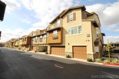 Santee Townhouse For Sale: 10236 Brightwood Ln #3