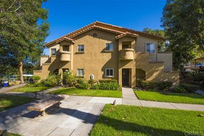 San Marcos Attached For Sale: 217 Woodland Pkwy #123