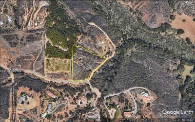 Valley Center Residential Lots & Land For Sale: Running Creek Road #3