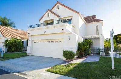 Single Family Home For Sale: 1916 Villa Del Dios Glen