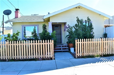 North Park, University Heights Single Family Home For Sale: 2819 Polk Avenue