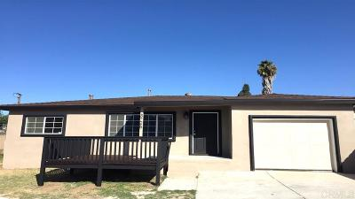 San Diego Single Family Home For Sale: 3725 Z Street