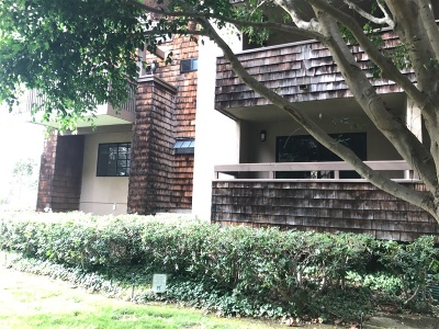 La Jolla Rental For Rent: 8860 Villa La Jolla Dr #106
