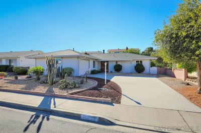 Rancho Bernardo, San Diego Single Family Home For Sale: 16822 Pinata Dr