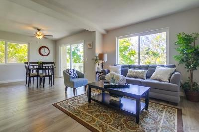 Oceanside Attached For Sale: 4240 Fiesta Way #2