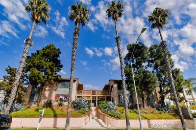 Pacific Beach, Pacific Beach Sail Bay, Pacific Beach, North Pacific Beach, Pacific Beach/Crown Point Attached For Sale: 2142 Grand Ave #G
