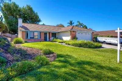 Oceanside Single Family Home For Sale: 4685 Rose Drive