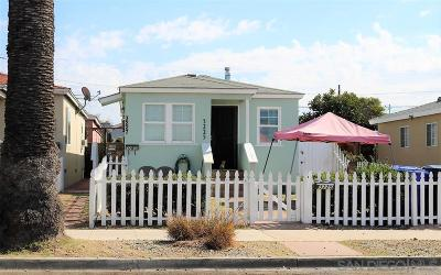 San Diego Multi Family 2-4 For Sale: 3225 - 3227 38th St