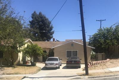 San Diego Single Family Home Sold: 175 69th St