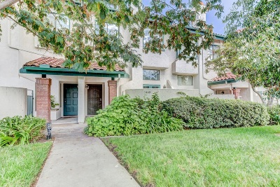 Chula Vista Townhouse For Sale: 1440 Summit Dr
