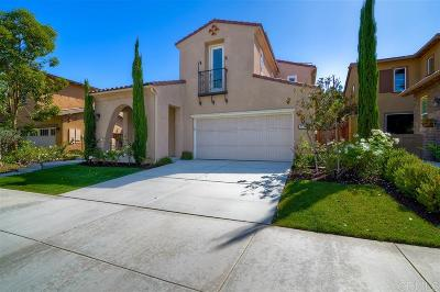 Carlsbad Single Family Home For Sale: 3725 Arapaho Place