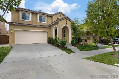 Chula Vista Single Family Home For Sale: 1794 Perrin Pl