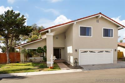 Chula Vista Single Family Home For Sale: 601 Point Defiance Ct