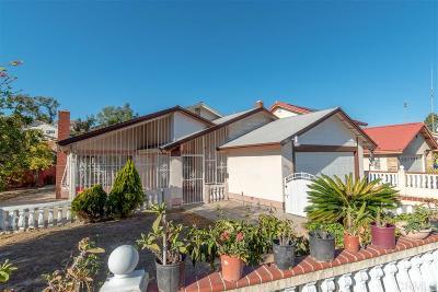 San Diego Single Family Home For Sale: 6778 Anton Ln