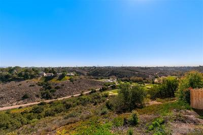 San Diego County Attached For Sale: 2955 Cowley Way #98