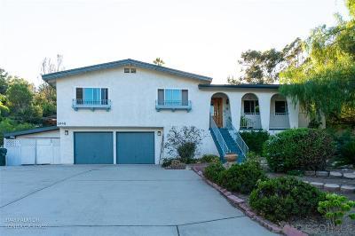 Bonita Single Family Home For Sale: 3948 Palm