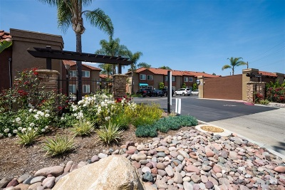 Escondido Attached For Sale: 101 S Spruce #206
