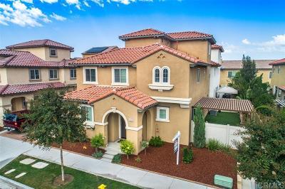 Chula Vista Single Family Home For Sale: 1457 Carpinteria St