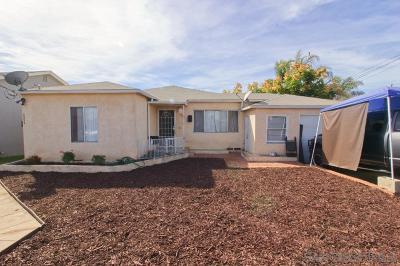 San Diego Multi Family 2-4 For Sale: 2330 Hopkins St