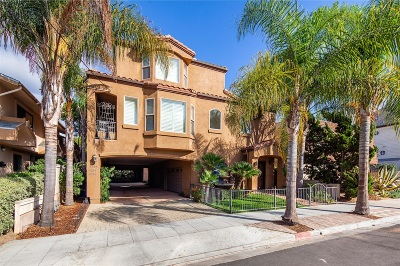 Mission Hills Attached For Sale: 4225 5th Ave