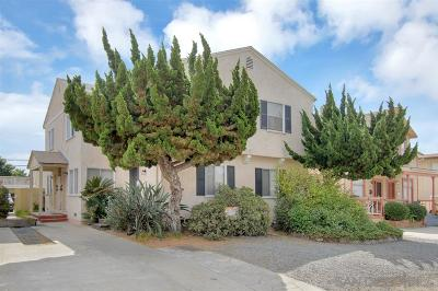 Pacific Beach Multi Family 5+ For Sale: 941-947.5 Thomas