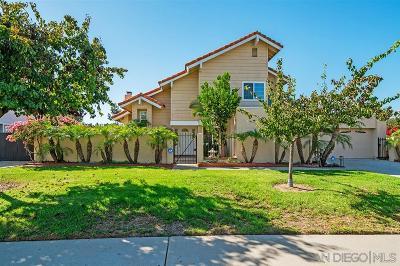 Bonita Single Family Home For Sale: 3220 Bonita Woods Dr