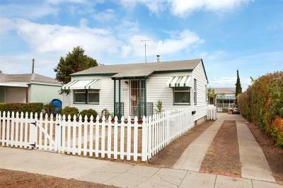 San Diego Multi Family 2-4 For Sale: 3319-21 41st Street