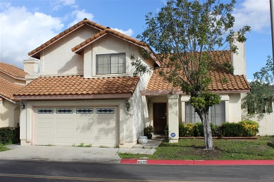 San Diego County Single Family Home For Sale: 10239 Greenleaf Road