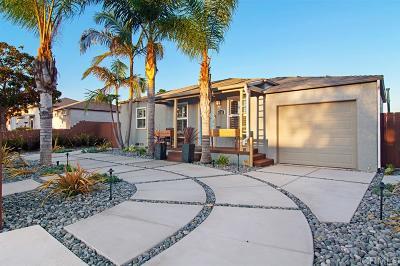 San Diego County Single Family Home For Sale: 4241 E E Overlook Drive