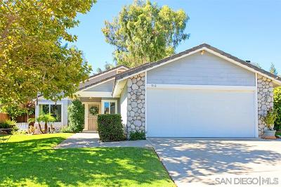 San Marcos Single Family Home For Sale: 916 Viking Lane