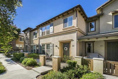 San Diego CA Townhouse For Sale: $839,000