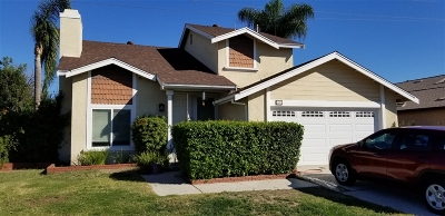 Santee Single Family Home For Sale: 9655 Bundy Dr