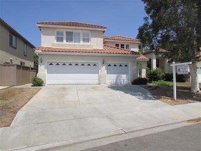San Diego Single Family Home For Sale: 6408 Peinado Way