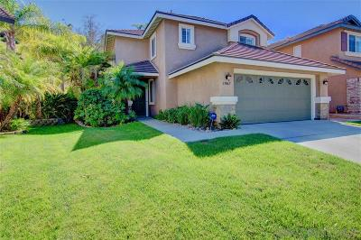 San Diego Single Family Home For Sale: 13867 Fontanelle Place