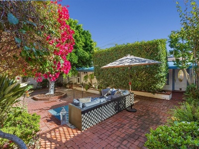 Coronado Single Family Home For Sale: 353 C Avenue