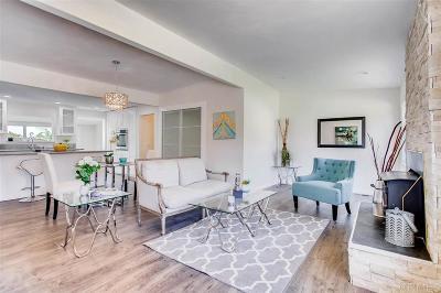 Single Family Home For Sale: 9906 Bon Vue Dr