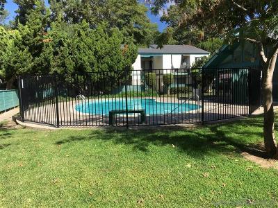 Escondido CA Attached For Sale: $189,000