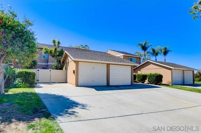 Encinitas CA Townhouse For Sale: $635,000