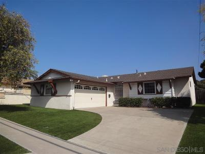 Single Family Home For Sale: 819 Floyd Ave