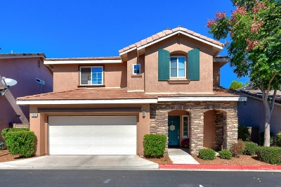Chula Vista Single Family Home For Sale: 2805 Weeping Willow