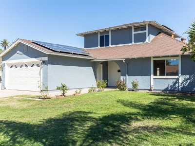 Escondido Single Family Home For Sale: 1244 N Grape Street