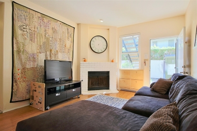 San Diego Attached For Sale: 4035 Alabama St #2